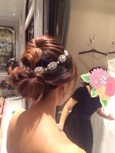 ((✰ ドレス選び編-the treat dressing②-|((⋈ shocoのHawaii Weddingブログ・・ShocomocoloppinG・・