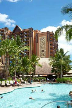 Disney's Aulani resort pic