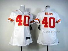 803ec777a35 ... Reebok Peyton Hillis Cleveland Browns Replica Jersey - White Reebok,  Cleveland and Nfl jerseys ...