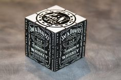 Jack Daniel's rubic cube (liquor drinks jack o'connell)