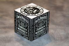 Jack Daniel's rubic cube