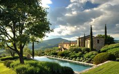 Luxury Villa, Villa Dragoncello, Umbria, Italy, Europe