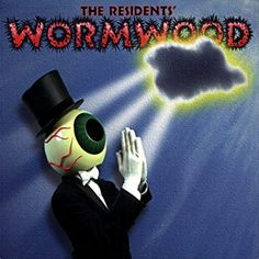 """The Residents """"Wormwood: Curious Stories from the Bible"""" 1998 Horror Music, Name That Tune, Cain And Abel, Play That Funky Music, Tent Pegs, Experimental Music, Alternative Music, Optician, Short Film"""