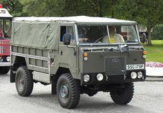 SSC175P Landrover 101 Forward Control | Flickr - Photo Sharing!