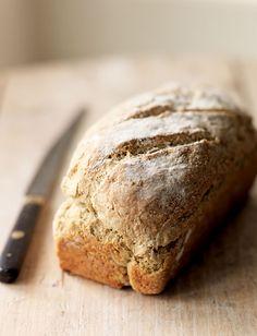 Brown Soda Bread Recipe | Leite's Culinaria