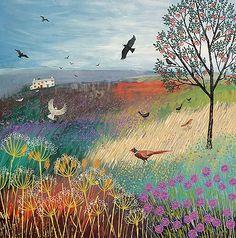 Jo Grundy Art   Autumn