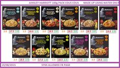 Joyce Iredale - Posting some foods that you can take into work for. Slimming World Lunch Ideas, Slimming World Tips, Slimming World Recipes Syn Free, Ww Recipes, Low Carb Recipes, Slimming World Syn Values, Tesco Food, Syn Free Food