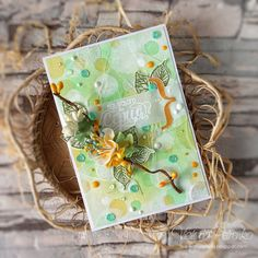 Фабрика декора: Солнечный зайчик. Вдохновение от Виктории Петренко...
