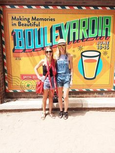 Eat it Kansas City - Beers, babes and #blvdia w/ @aelewis12 6/14/2014 #Boulevardia