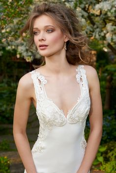 Bridal Gowns, Wedding Dresses by Tara Keely - Style tk2550