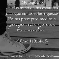 #AmaaDiosGrandemente #Salmo119 #MujeresenlaBiblia #EstudioBíblico #versodiario…