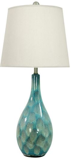 "UMA Inc Ceramic Table Lamp 32""H"