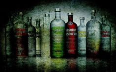 Vodka Absolut Bottles Wallpaper Vodka Absolut Bottles Wallpaper HD