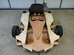 Wooden Go Kart, Senior Project, Electric Cars, Diy Art, Wood Art, Quad, Future, Vehicles, Painting