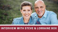 Steve and Lorraine Box - in Norway 🇳🇴 ▶️How to live as a Christian Family? ▶️How do we raise children that love Jesus and want to live for him?