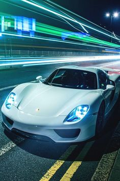 roxtunecars:  Porsche 918 top gear hot cars