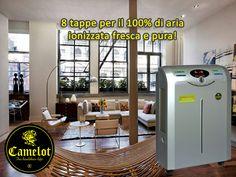 Purificatore dell'aria Imperial Tech Executive! 8 tappe per il 100% di aria ionizzata fresca e pura. Popcorn Maker, Kitchen Appliances, Home, Diy Kitchen Appliances, Home Appliances, Ad Home, Homes, Kitchen Gadgets, Haus