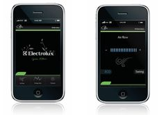 Electrolux climate control apps.