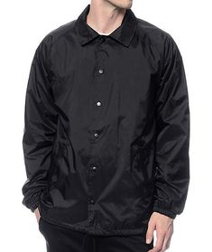 b1c764891a42 Zine Sprint Black   Charcoal Windbreaker Jacket in 2018