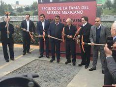 FIRMA CONVENIO RECINTO DE LA FAMA DEL BEISBOL MEXICANO.