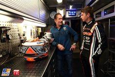 Jos en Max Verstappen samen naar City Racing
