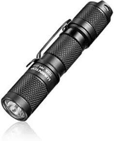 A1 500 Lumen Rechargeable LED Handheld Flashlight,Compact Mini Flashlight
