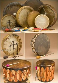 Native American drum making is a tradition that has been passed down from one successive generation to another. Learn more about the drum making process, and see our large selection of Native American hand drums, hoop drums, pow wow and ceremonial drums .... By Edith Cruz