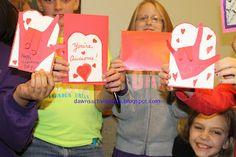 Dawn's LDS Activity Days: Valentine's Day!
