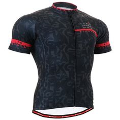 Fixgear Best Cycling Bike Jerseys Shirt Top Gear Navy For Men Short Sleeve XXL
