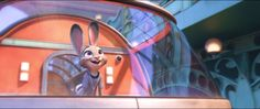 Judy arrives in Savanna Central by Ggianoli