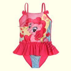 My Little Pony Swimsuit Fuchsia