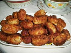 YUMMY TUMMY: Fried Chicken Croquettes