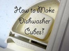 Each Dish cube is an all natural single use product for use in automatic dishwashers. Please note that lemon juice can be substituted for essential oil & vin...