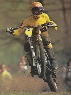 1975- Roger DeCoster gets it!