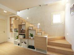 Modelos de Escadas: Utilizando os espaços perdidos