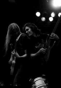 Jari and Teemu - Wintersun