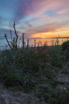 Laulasmaa Beach Estonia [4000x6000] [OC]