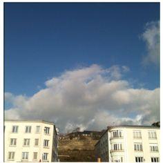 Symétrie nuageuse...