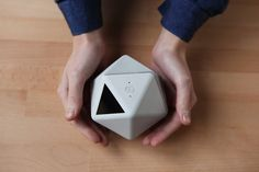 boom boom wireless smart speaker by mathieu lehanneur for binauric - designboom | architecture
