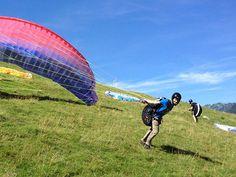 Paragliding Kombikurs Ruhpolding