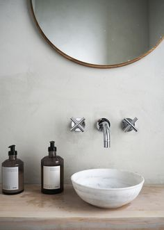 Frama Reopens its Studio Store and Launches the St Paul Apothecary Collection - Nordic Design Bathroom Toilets, Laundry In Bathroom, Bathroom Inspo, Bathroom Inspiration, Interior Inspiration, Bling Bathroom, Bathroom Vinyl, Washroom, Minimalist Bathroom