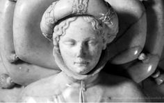 Jacopo della Quercia, Ilaria del Carretto, inizio XV secolo, Sacrestia, Duomo…