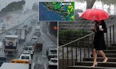 El Nino storm is strongest recorded as it begins battering California