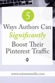 A powerful strategy authors can easily apply to Pinterest to see bigger results. Book Marketing Strategy, Social Media for Authors, Pinterest for Authors, Pinterest Tips