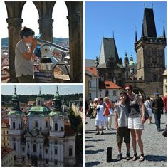 Talk about memorable family moments…. My 10-year-old son Devon and I spent four days in Prague, the Czech Republic, together this summer—and the experience will be seared in our memory banks forever. Many people consider Prague the most beautiful city in Europe (more than Paris!), and the magic of its Old World bones mesmerized both of us.