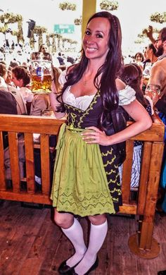 oktoberfest munich germany dirndl
