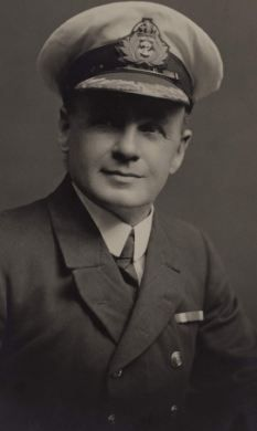 Charles Lightoller, Second officer on the Titanic, holds the distinction of being the only high-ranking officer to survive the sinking of the Titanic. Considered a hero by many, the Commander kept approximately 30 men alive by helping them remain balanced on an overturned collapsible boat for more than four hours.