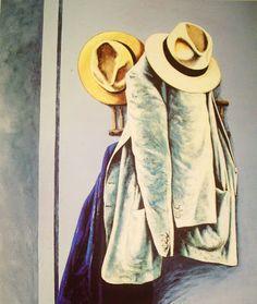 Sobre Sombreros y demás...: Arte y sombreros: Eduardo Úrculo