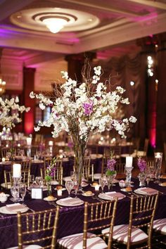 willow branches for flower arrangements for weddings   curly willow branch and rose centerpieces   Wedding Wednesday: Branchy ...