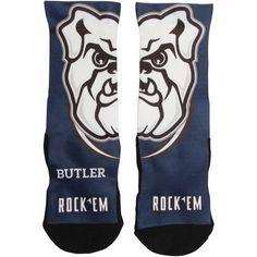 Butler Bulldogs Women's Mascot Crew Socks